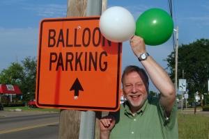 Balloon Parking 01