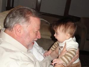 14 Grandpa and Naomi 11-11