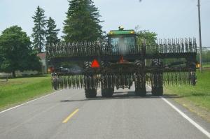 19 MI Tractor Mem Wkend 09