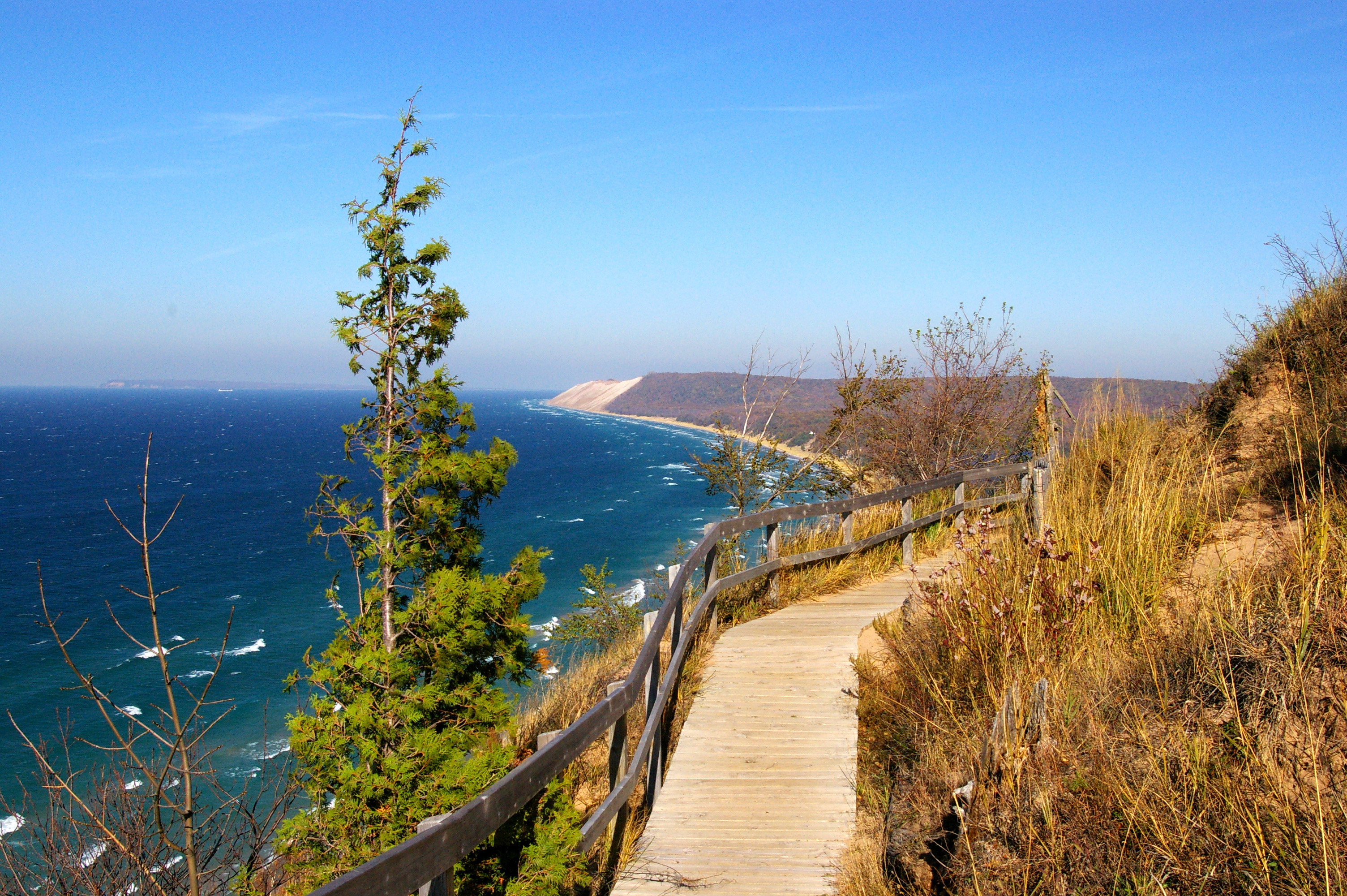 Empire Bluff Trail 2008
